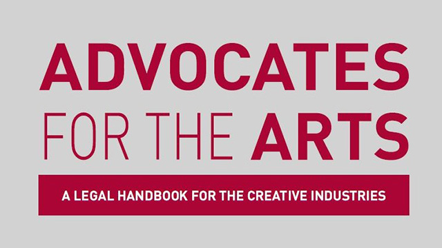 Advocates for the Arts ebook
