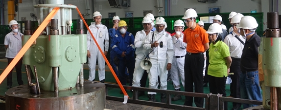 UTES Portal - Learning Journey: Sembcorp Marine
